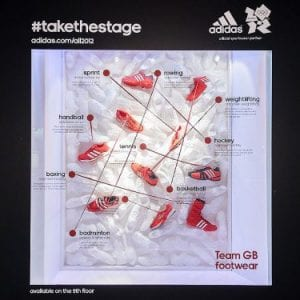 Adidas Olympic Campaign