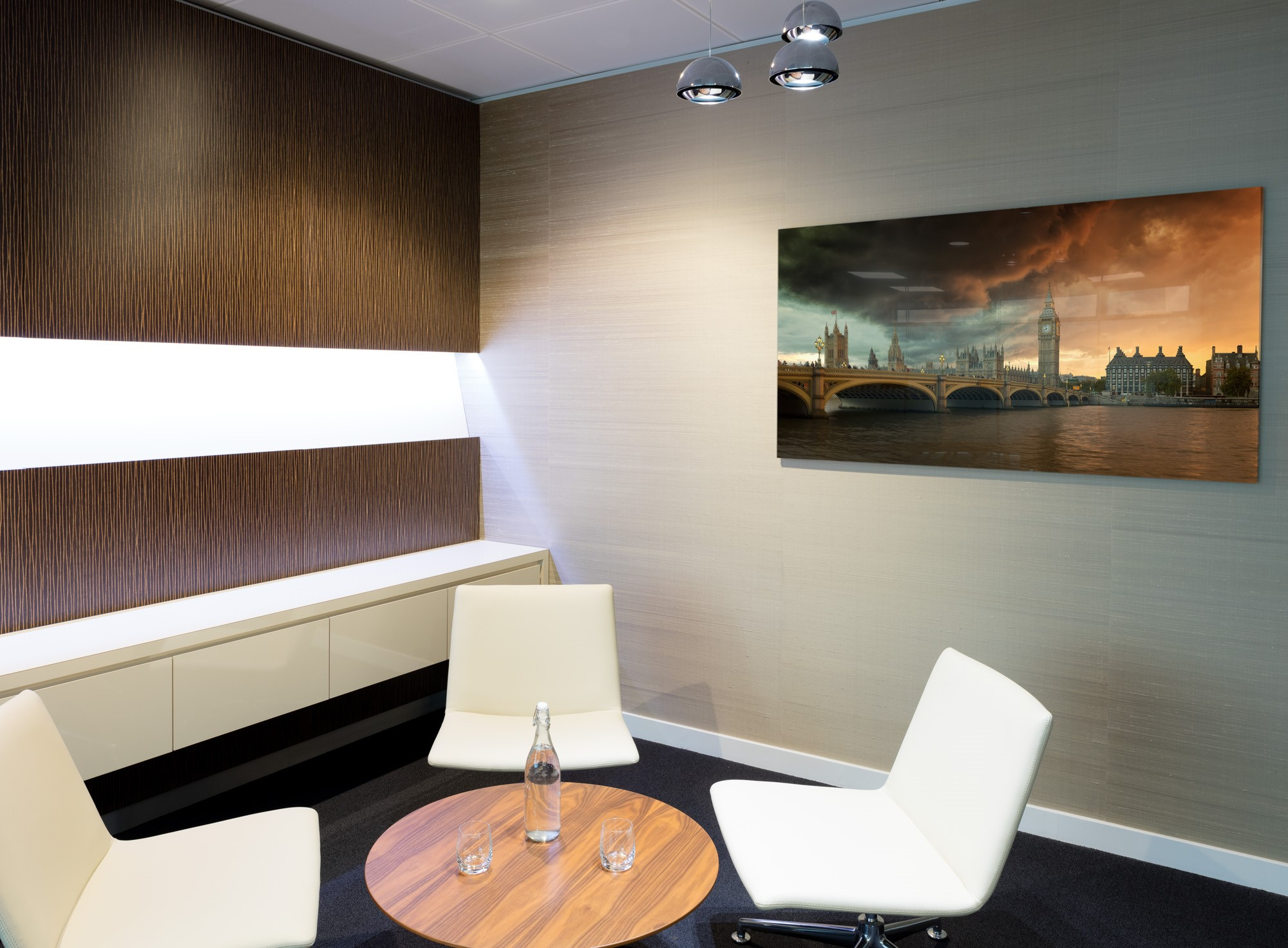 Acrylic pictures for CNA offices